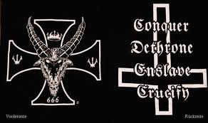 satanic sign of cross 5
