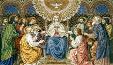 mary, holy spirit