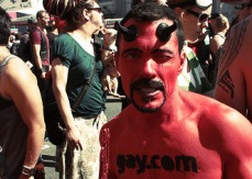 DEVIL HORNS, GAY PRIDE11