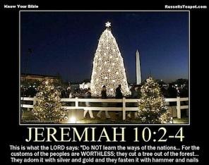 HELLISH CHRISTMAS, PROFANE