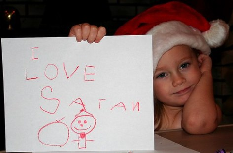 SANTA IS SATAN3