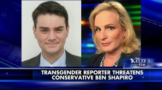 BEN SHAPIRO THREATENED BY