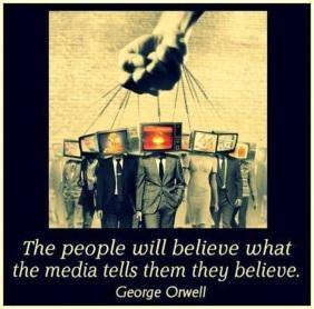 George Orwell pic
