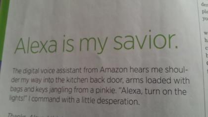 ALEXA IN CT