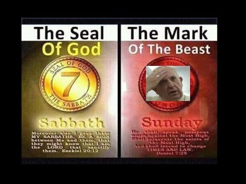 SEAL OF GOD VS. MARK OF BEAST