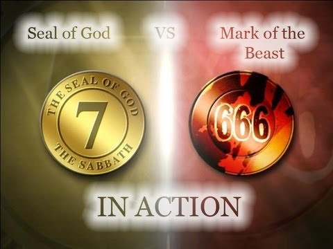 SEAL OF GOD VS. MARK OF THE BEAST PHOTO1